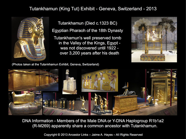 Tutankhamun's (King Tut)tomb excavation funded by George Herbert, 5th Earl of Carnarvon